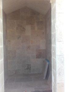 Création d'un caveau par mur et tradition sur Caderousse
